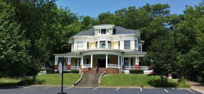 Bed And Breakfast Helena Ar