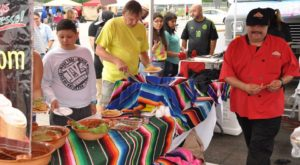 You Won't Want To Miss This Fantastic Fajita Festival In Texas This Summer