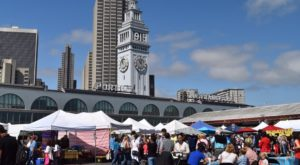 Everyone In San Francisco Must Visit This Epic Farmers Market At Least Once