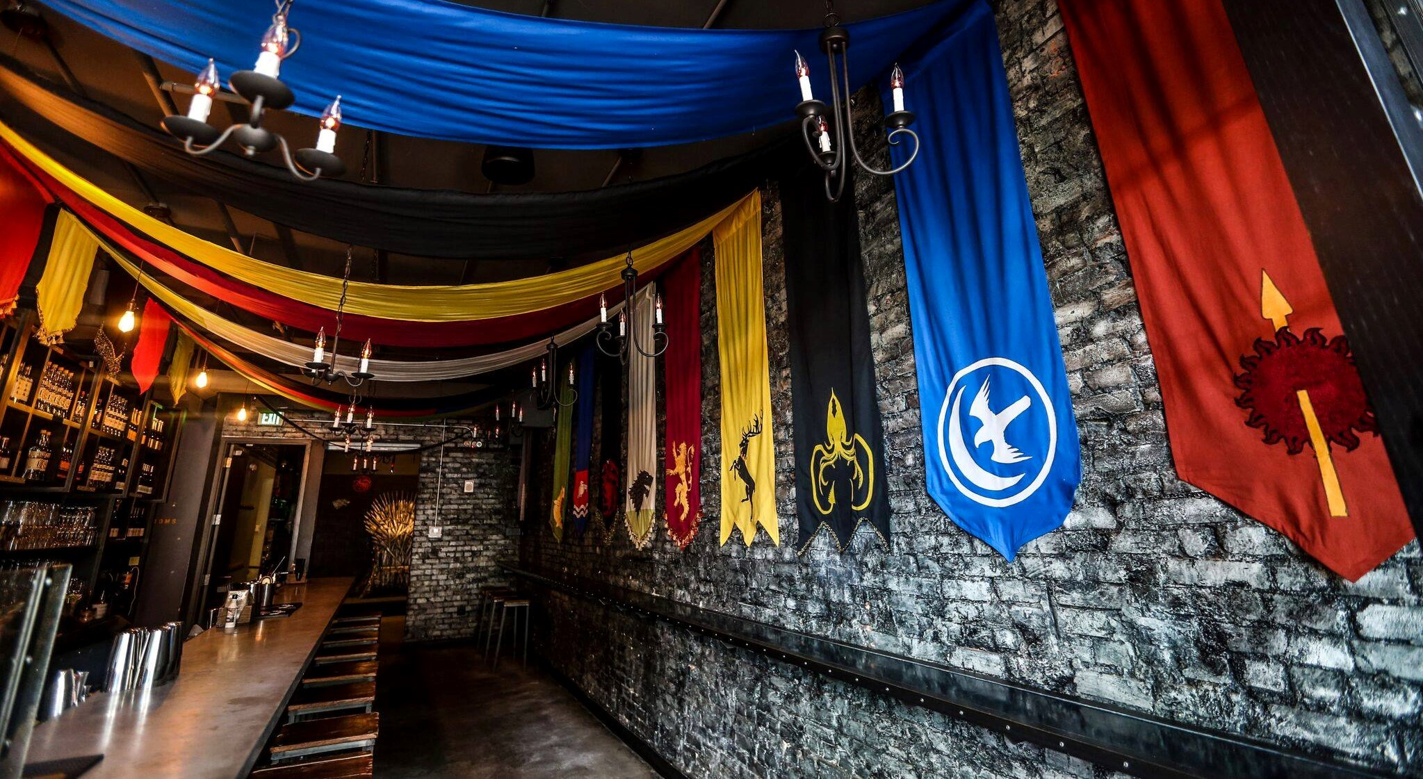 The Best Game Of Thrones Pop Up Bar In Washington Dc