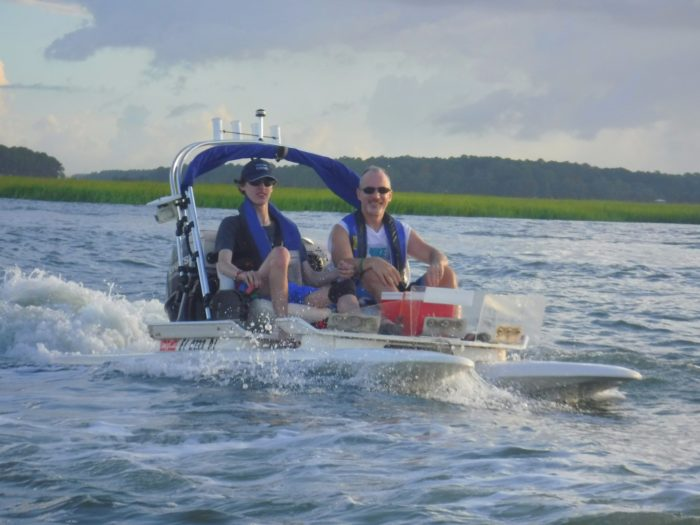 Rent Two Person Mini Catamarans At Backwater Cat