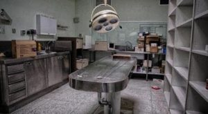 The Insanely Creepy Abandoned Morgue In California That Will Paralyze Your Senses