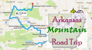 Arkansas's Mountain Trail Will Lead You To The Most Majestic Views In The State
