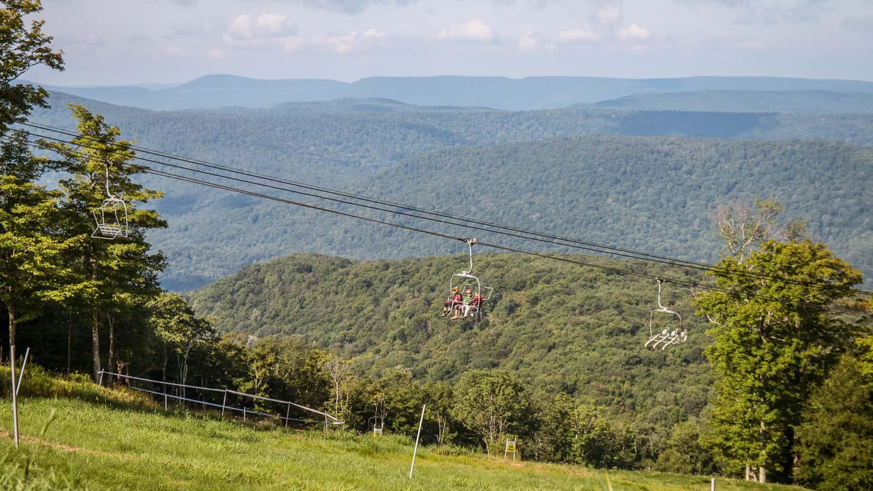 Snowshoe Mountain Resort In West Virginia Is Even Better