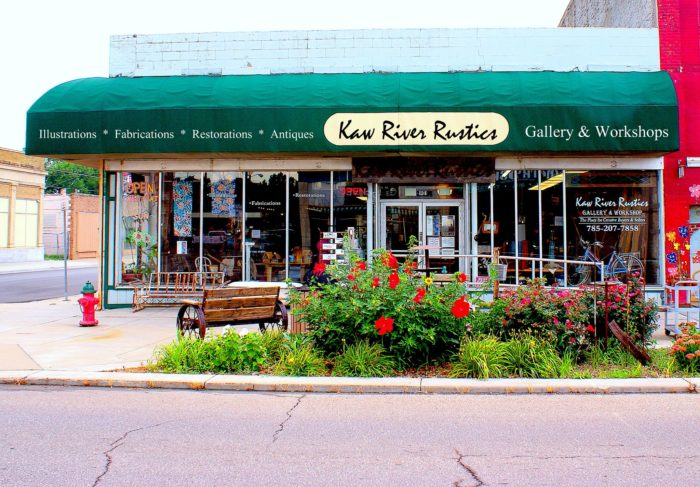 Hereu0026#39;s The Perfect Weekend Itinerary If You Love Exploring Kansasu0026#39;s Best Antique Stores : Only ...
