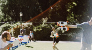 A Massive Water Gun Fight Is Happening In Portland And You Won't Want To Miss It