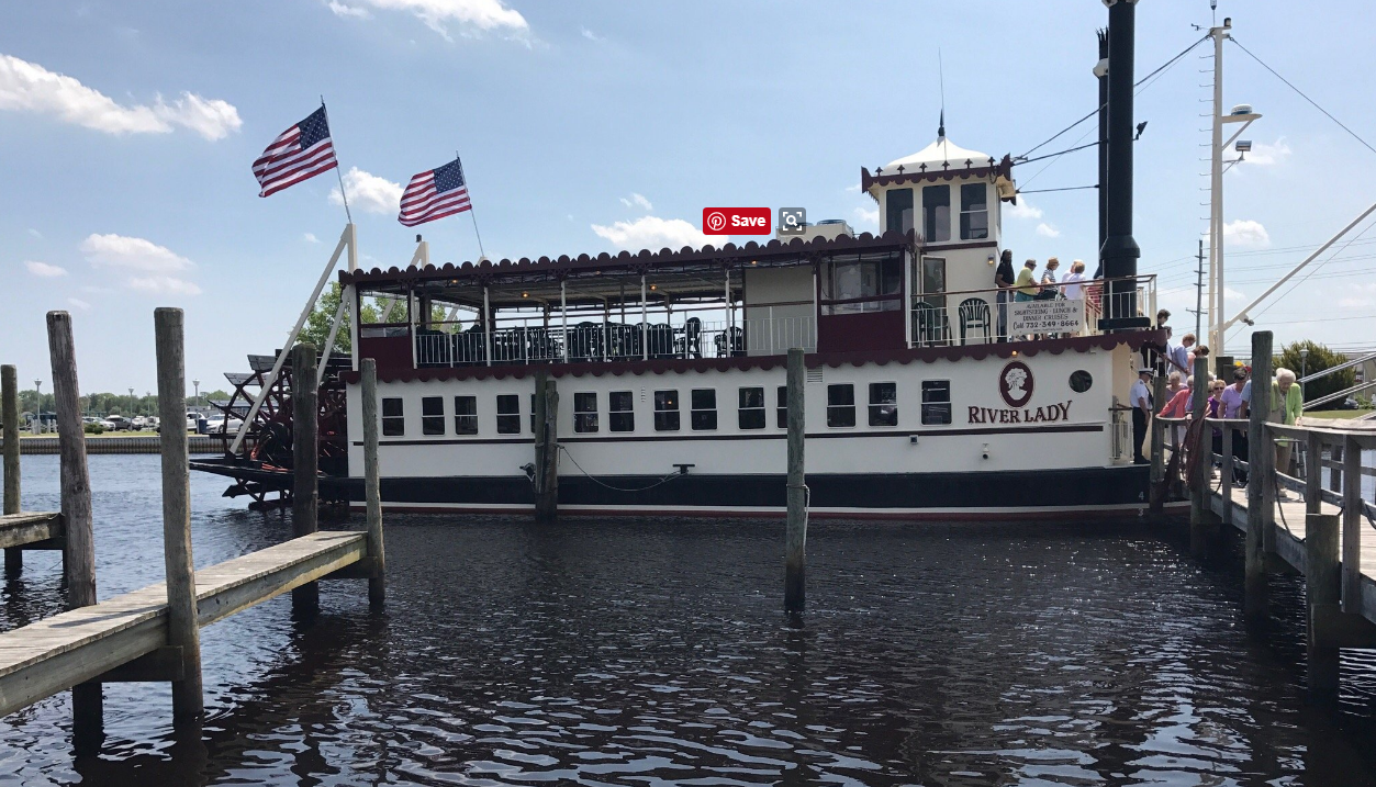 The Riverboat Cruise In New Jersey You Never Knew Existed