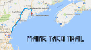 Your Tastebuds Will Go Crazy For This Amazing Taco Trail In Maine