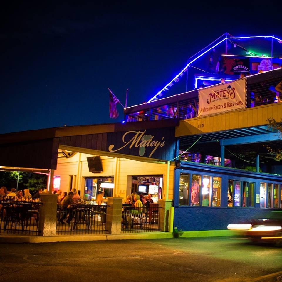 Restaurant Tropical Island