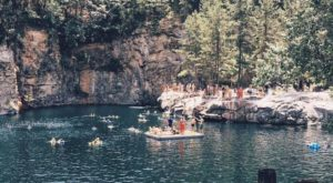 The Best Natural Pools In North Carolina To Visit Before Summer Ends