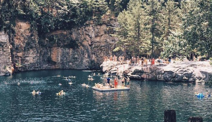 10 Best Natural Swimming Holes In North Carolina