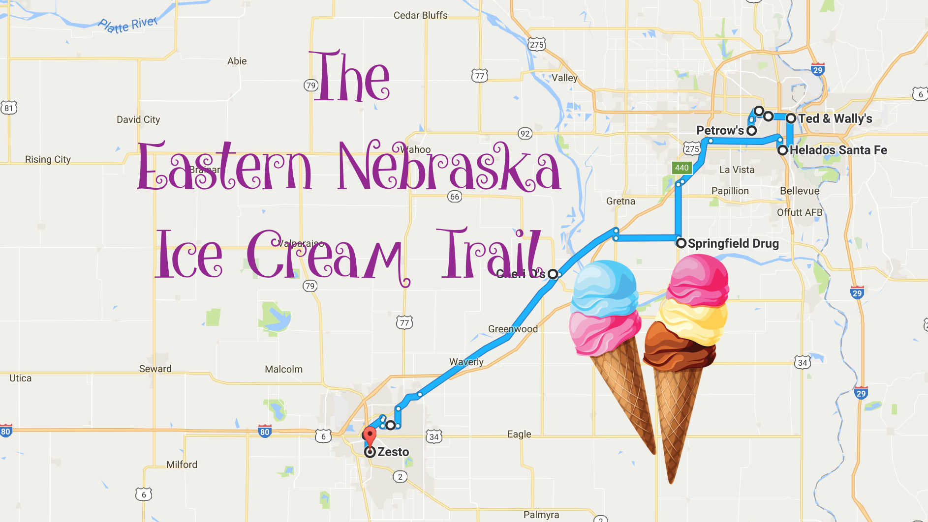Visit 10 Best Ice Cream Places In Omaha And Lincoln