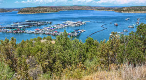 The Underrated New Mexico Lake That's Perfect For A Summer Day