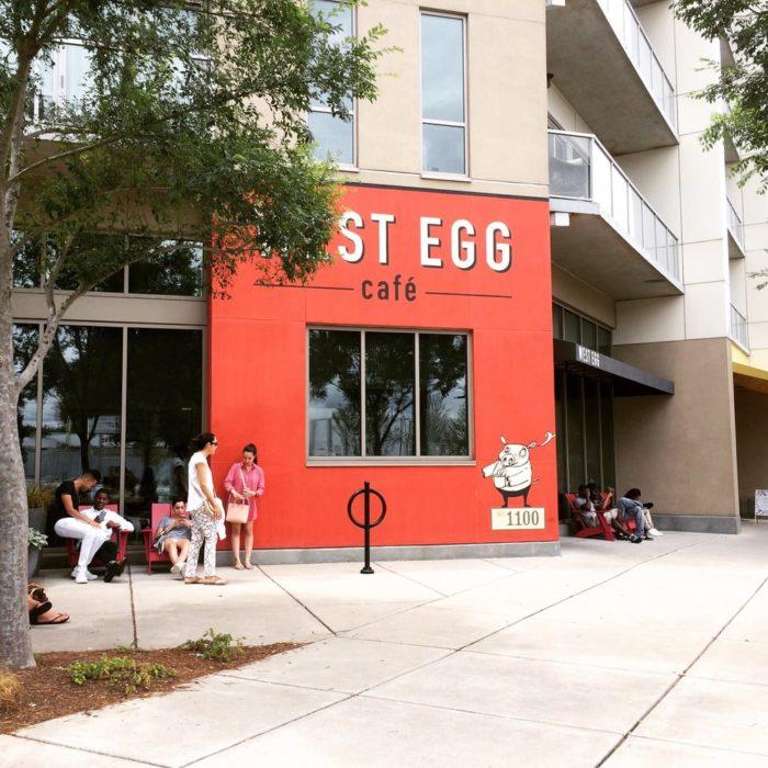 West Egg Cafe  Howell Mill Rd Atlanta Ga