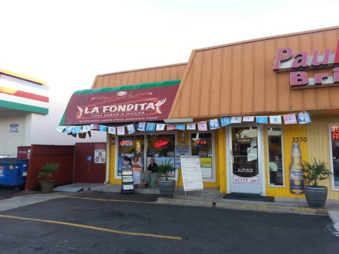 Mexican Food Redmond Town Center