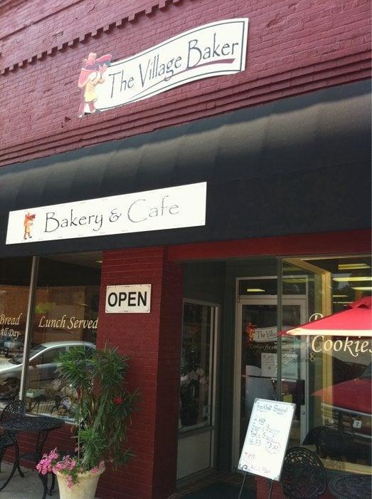 Village Bakery And Cafe Pendleton Sc