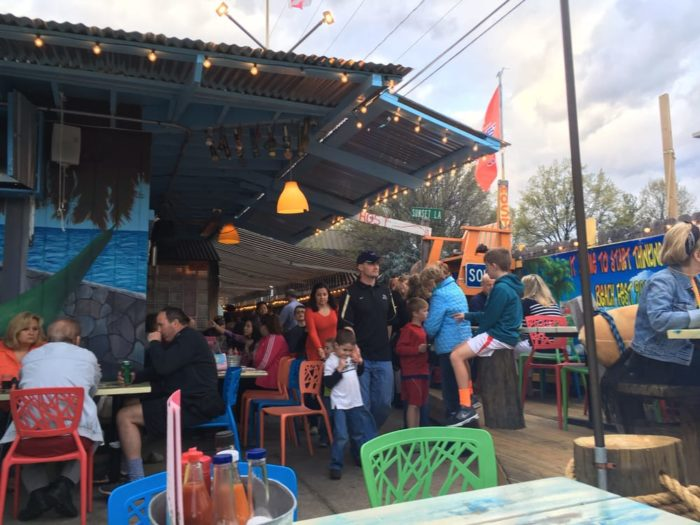 Clare and Don't Beach Shack Is The Best Tropical Themed ...