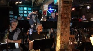 The Unsuspecting Underground Club That's Home To The Best Jazz in Austin