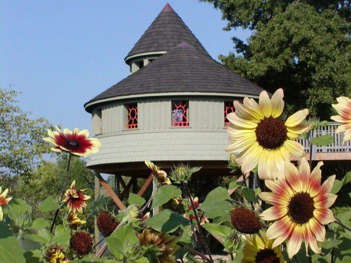 The Children 39 S Garden At Lewis Ginter Botanical Garden Is A Fairytale Park