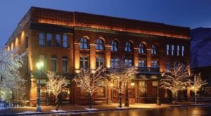 This Stunning Colorado Hotel Is One Of The Best In The World… And You'll Want To Visit