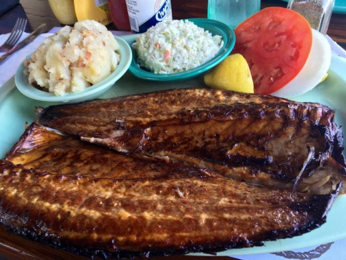 Ted peters famous smoked fish is the best in florida for Ted peters smoked fish