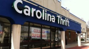 10 Incredible Thrift Stores In North Carolina Where You'll Find All Kinds Of Treasures