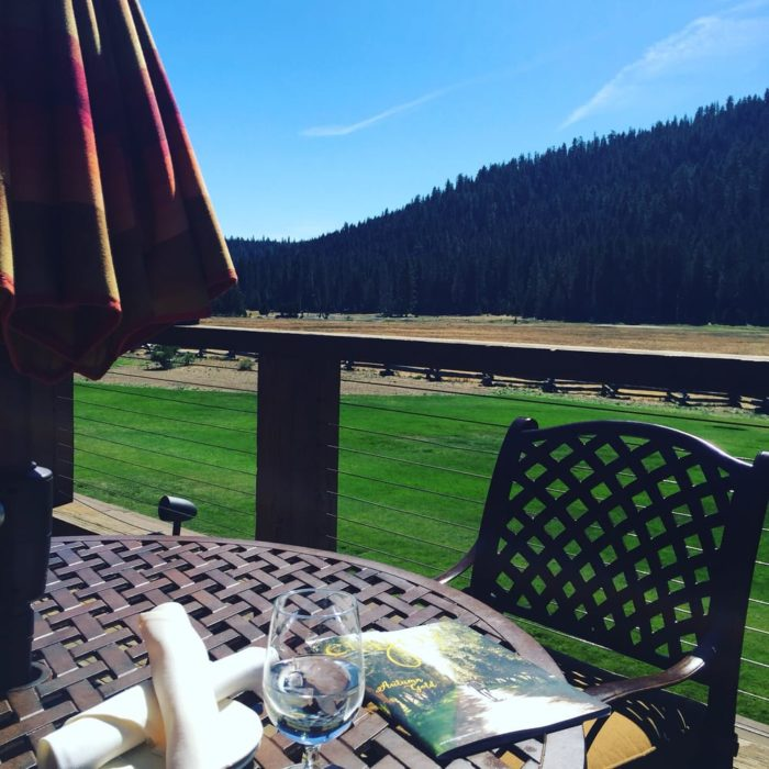 Highlands Ranch Resort Is A Beautiful Forest Restaurant In