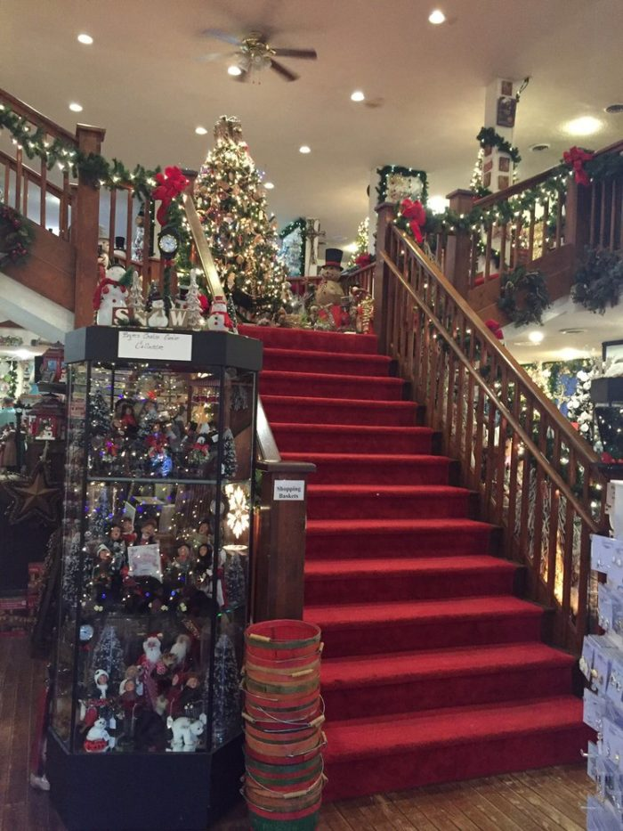 Christmas Decorations Myrtle Beach Of The Biggest And Best Christmas Stores In South Carolina