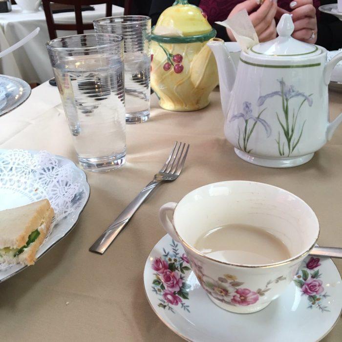 English Tea Room Prescott
