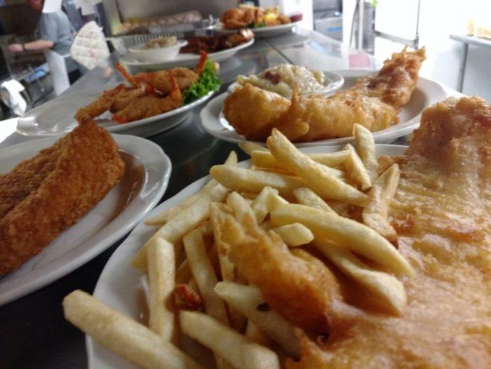 Best kid friendly restaurants in buffalo for Ted s fish fry menu