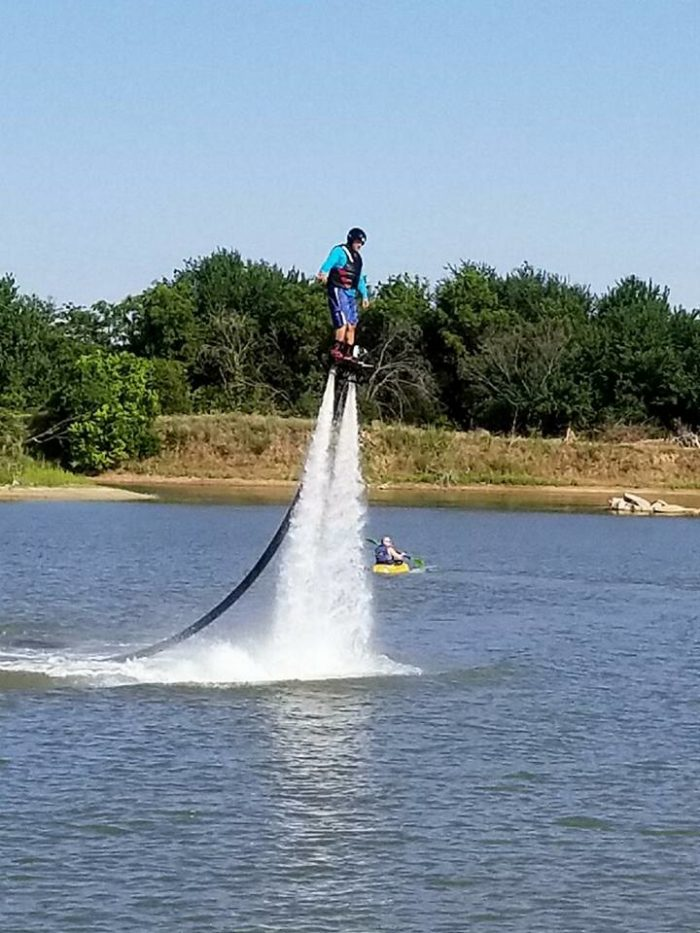 Lost Lakes The Lakeside Adventure Park In Oklahoma That