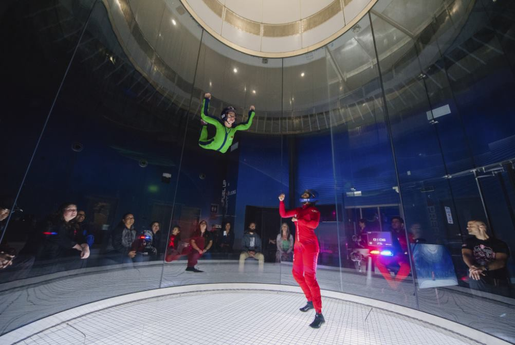 Ifly The Epic Wind Tunnel In Oklahoma That Is Perfect For