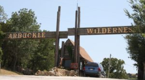 The Incredible Drive-Thru Wilderness Park In Oklahoma You Need To Visit