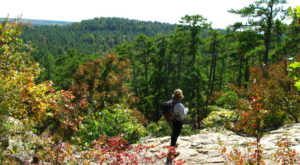 10 Trails In Oklahoma With An Undeniably Amazing Final Destination