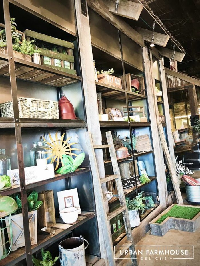 Urban Farmhouse Designs Is A e A Kind Furniture Store