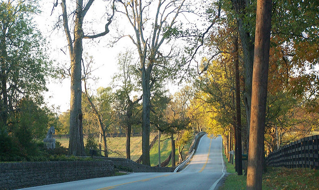 Old Frankfort Pike Is A Classic Kentucky Road