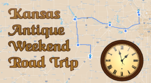 Here's The Perfect Weekend Itinerary If You Love Exploring Kansas's Best Antique Stores