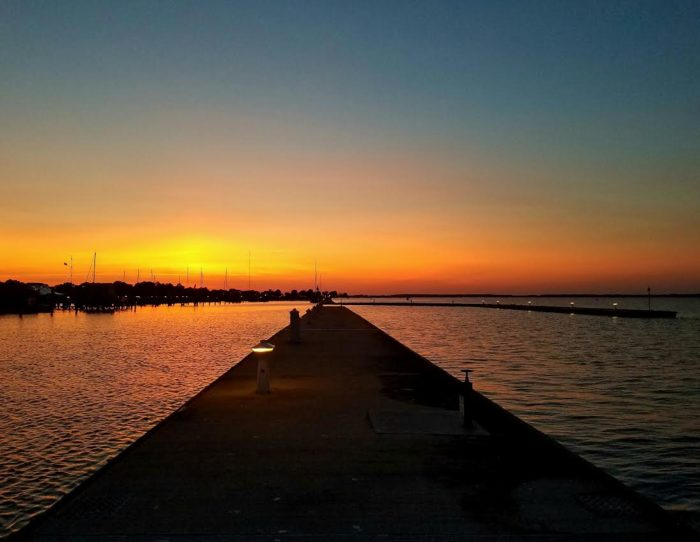 Cambridge the most enchanting town in all of maryland for Bill burton fishing pier state park