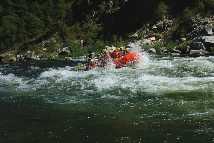 9 Best White Water Rafting Rivers In Idaho