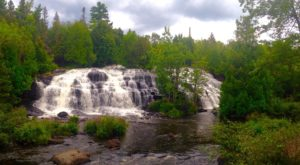 The Awe-Inspiring Beauty Of This Michigan Waterfall Will Amaze You
