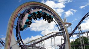The Awesome Amusement Park In Portland You Need To Visit Before Summer Ends