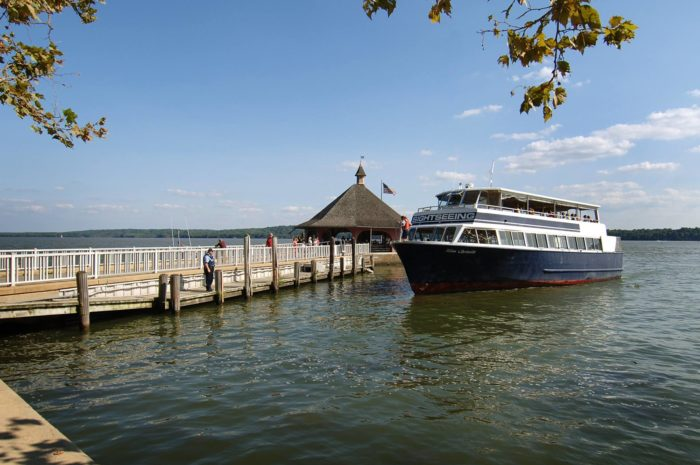 Potomac Boat Tour Georgetown