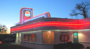 This Charming Diner In New Mexico Will Fill You With Nostalgia