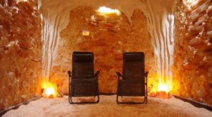 The Incredible Salt Cave In Minneapolis That Completely Relaxes You