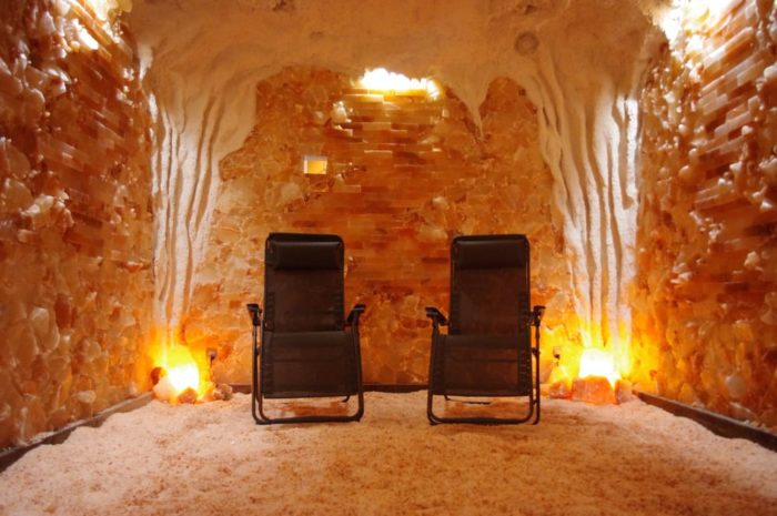 The Salt Cave In Minneapolis Is Incredible
