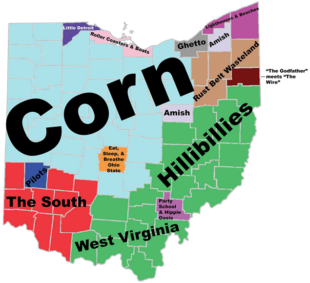 12 Foolproof Ways To Make Someone From Ohio Cringe
