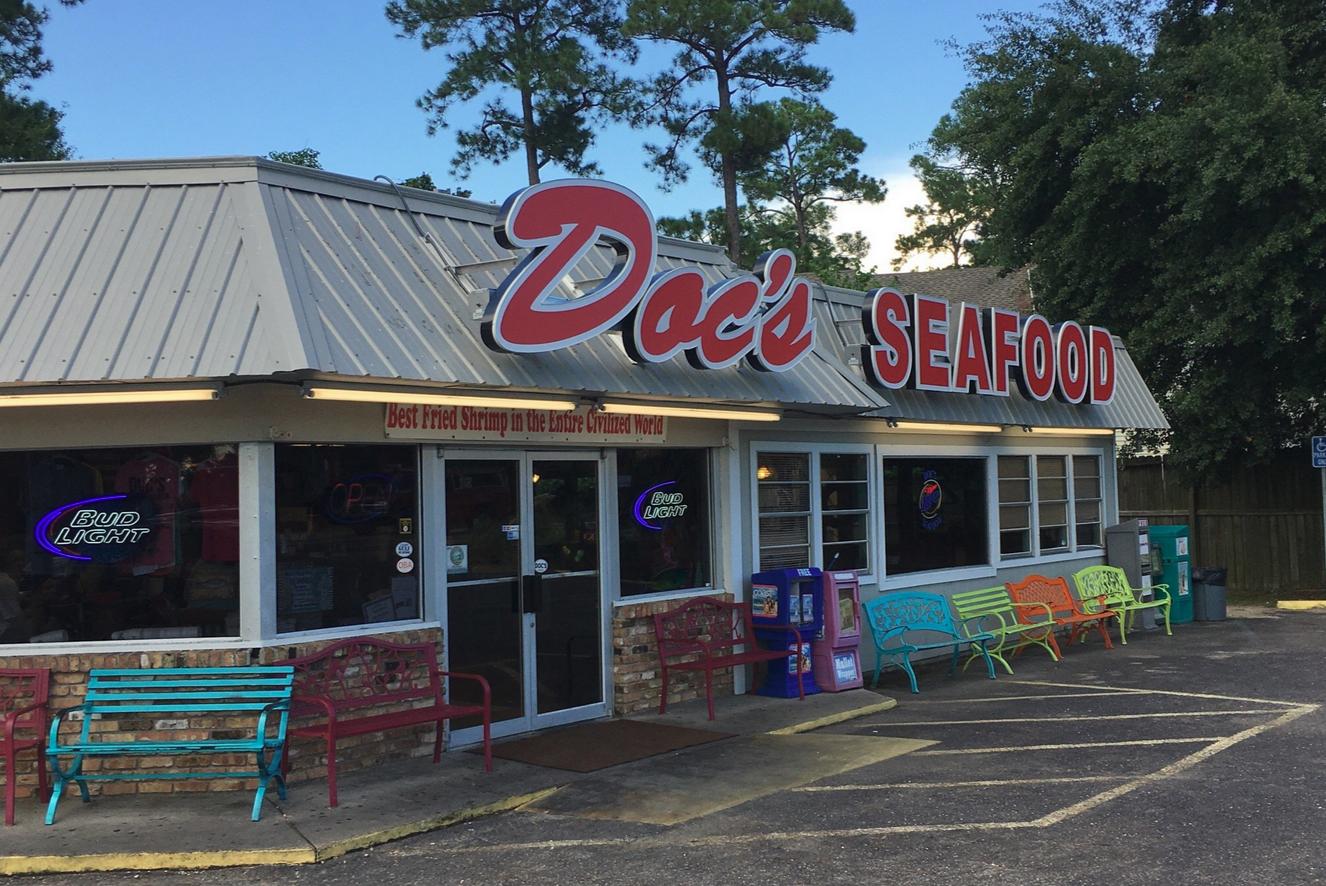 Washington State Doc >> Doc's Seafood Shack In Alabama Serves The Best Fried Shrimp