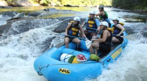 The Insanely Fun Rafting Tour In South Carolina Everyone Will Love