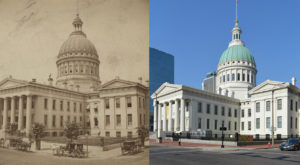 18 Then And Now Photos In St. Louis That Show Just How Much It Has Changed