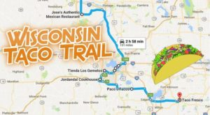 Your Tastebuds Will Go Crazy For This Amazing Taco Trail In Wisconsin